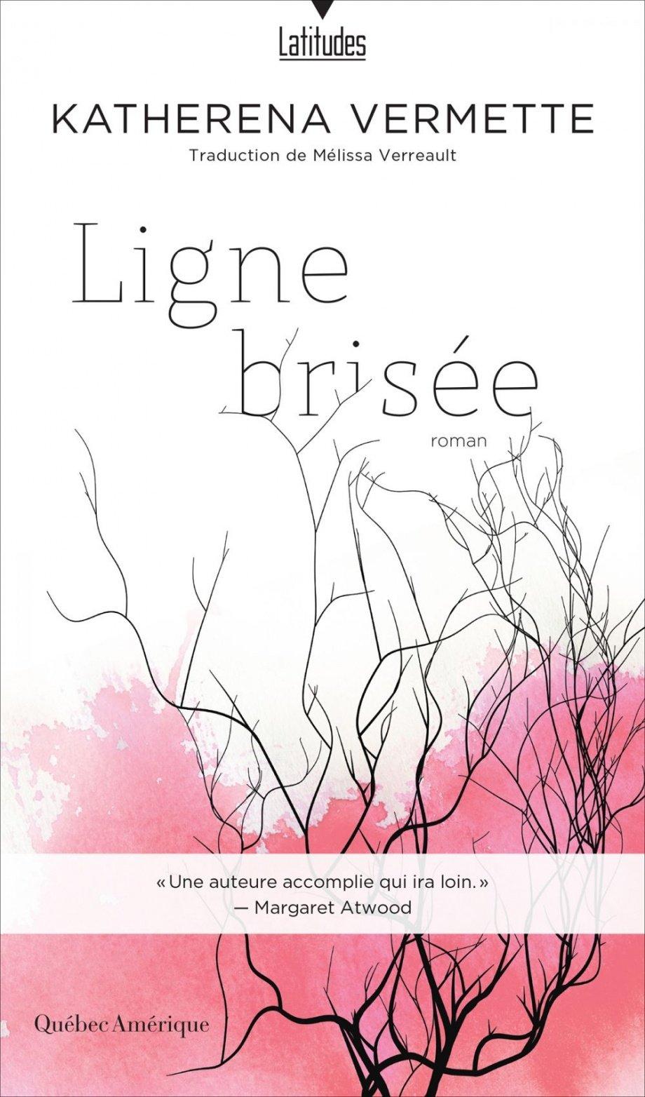 Ligne Brisée, un livre de Katherena Vermette