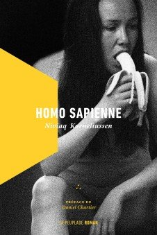 Homo Sapienne, un livre de Niviaq Korneliussen